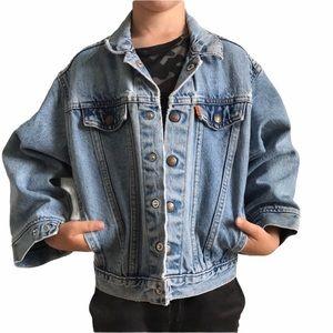 VTG Levi's Orange Tab Denim Jacket / 7